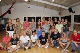 Grupos de Murcia, Aragón y Andalucía en el 25 Encuentro Nacional de Folclore de San Javier