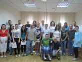 Juventud culmina las actividades de verano con la entrega de diplomas