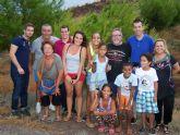 Diez años del 'Bosque Sahara' con Nuevas Generaciones y los niños saharauis del programa 'Vacaciones en Paz'