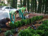 La ADLE pone en marcha un taller ocupacional de jardinería