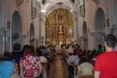 La Hermandad de la Virgen de las Maravillas comienza sus cultos anuales con la llegada de septiembre