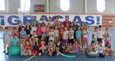 La Alcaldesa clausura la primera Escuela Deportiva de Verano de Puerto Lumbreras que ha ofrecido actividades deportivas, educativas y de ocio