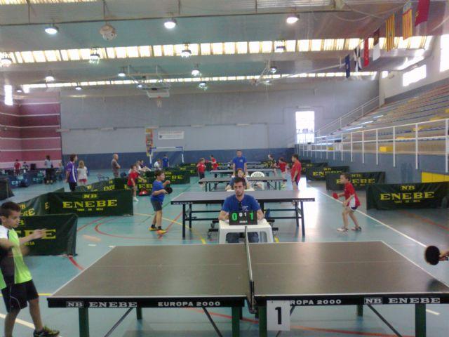 Continúan las actividades en la nueva temporada del Club Totana Tenis de Mesa, Foto 2