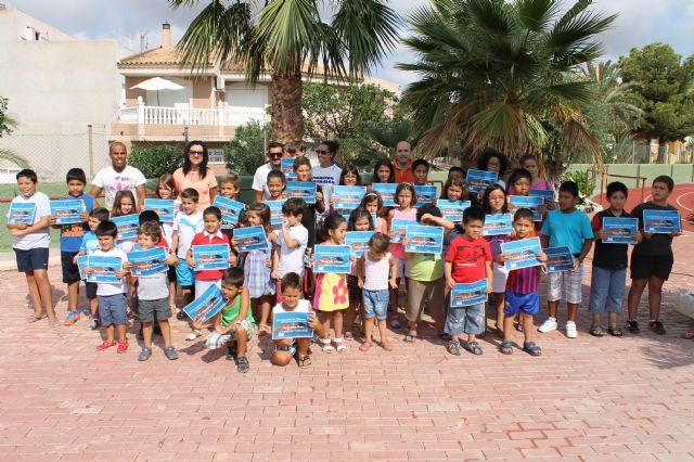 430 niñ@s participan en los cursos de natación de la concejalía de deportes, Foto 2