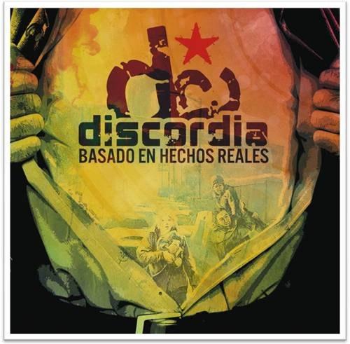 Discordia presentan la portada de su nuevo disco 'Basado en hechos reales', Foto 1