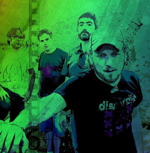 Discordia presentan la portada de su nuevo disco 'Basado en hechos reales', Foto 2