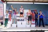 La Peña Las Nueve en el Campeonato Regional Btt Maratón.