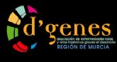 Totana acogerá la VI edición del Congreso Nacional de Enfermedades Raras