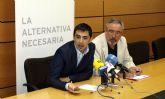 UPyD Murcia asume 'el reto y la responsabilidad' de ser 'clave' en 2015