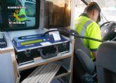 La Guardia Civil detiene a un taxista que quintuplicaba la tasa máxima de alcoholemia para conducir