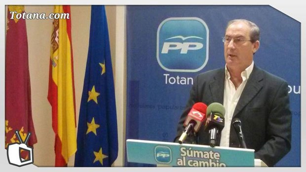 El PP de Totana respalda de manera incondicional la gestión de la alcaldesa tras la imputación por el convenio urbanístico del Raiguero, Foto 1