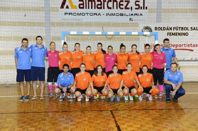Segundo encuentro preparatorio de España FSF para el mundial y presentación del Rodlán FSF de primera división - 2, Foto 2
