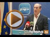 El PP de Totana respalda de manera incondicional la gesti�n de la alcaldesa tras la imputaci�n por el convenio urban�stico del Raiguero