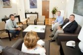 Cartagena y La Unión se coordinan para sacar adelante la regeneración de Portmán