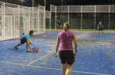 El campeonato de pádel de aficionados de Las Torres de Cotillas vuelve un año más
