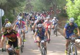 Más de 220 corredores participaron en el VII memorial mtb Domingo Pelegrín