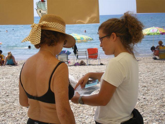 Centenares de personas descubren la malvasía cabeciblanca en Mazarrón durante este verano, Foto 2