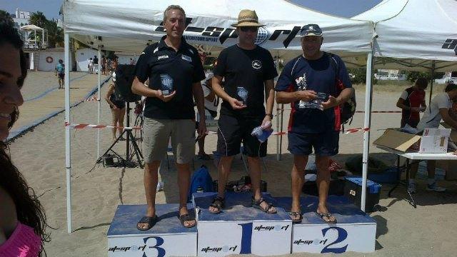 El pasado 25 de agosto se celebró en el polideportivo la 1ª jornada de nado continuo, Foto 4