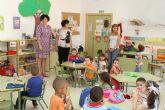 Puerto Lumbreras inicia el curso escolar con mejoras en todos los colegios y con un aumento del 3,21% de su población escolar