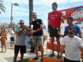 El pasado 25 de agosto se celebró en el polideportivo la 1ª jornada de nado continuo