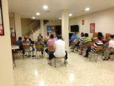 La alcaldesa presenta a la ejecutiva del PP de Totana los proyectos y objetivos para el nuevo curso pol�tico 2013/14 reci�n comenzado