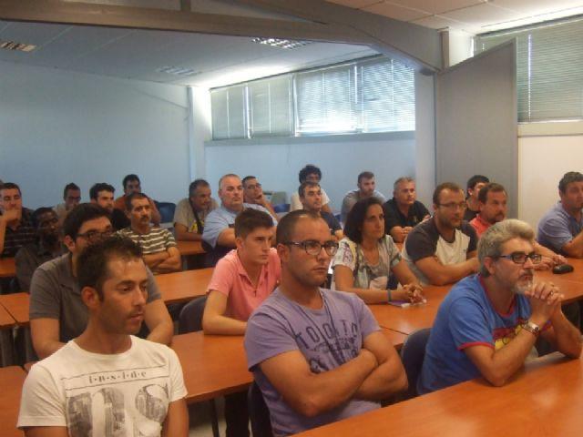 Un total de 36 usuarios participan en el curso de capacitación gratuito, Foto 1