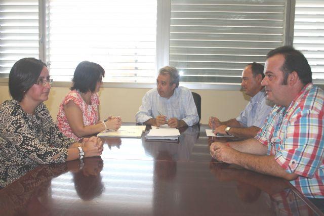 La consejería de Agricultura y Agua financiará de forma íntegra este año el arreglo de los caminos rurales El Portón, El Bosque, Los Yesares y Las Cabezuelas, Foto 1