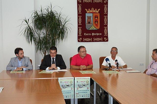 Torre-Pacheco acogerá el V Campeonato de España de Golf para personas con discapacidad intelectual - 1, Foto 1