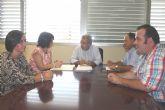 La consejería de Agricultura y Agua financiará de forma íntegra este año el arreglo de los caminos rurales El Portón, El Bosque, Los Yesares y Las Cabezuelas