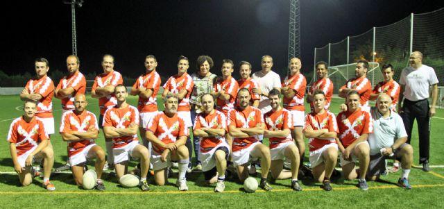 Puerto Lumbreras estrena equipo de rugby - 1, Foto 1