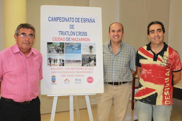 Más de 300 atletas se darán cita este domingo en el Campeonato de España de Triatlón Cross, Foto 2
