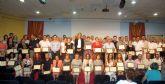 El agradecimiento municipal a 200 colaboradores en el programa del 550 Aniversario de la Carta Puebla de Archena clausuró este acontecimiento