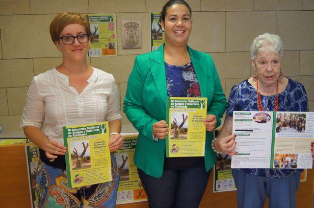 La próxima semana se celebran los actos conmemorativos del IX Encuentro Solidario de Amigos y Enfermos de Alzheimer, Foto 1