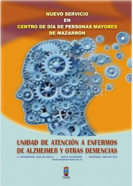 El ayuntamiento pone en marcha un nuevo servicio en el Centro de Día para luchar contra el alzheimer y otras demencias, Foto 1