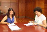 Ayuntamiento y DGT firman un convenio para establecer un nuevo Plan anual de Seguridad Vial en Puerto Lumbreras