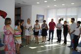 La Comisión Especial de Discapacidad de la Asamblea Regional visita Las Torres de Cotillas