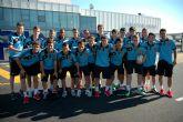 España sub21 se concentrará en Pinatar Arena