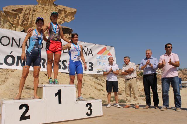 Rubén Ruzafa y Claudia Galicia se imponen en el Campeonato de España de Triatlón Cross, Foto 1