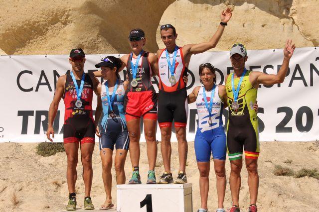 Rubén Ruzafa y Claudia Galicia se imponen en el Campeonato de España de Triatlón Cross, Foto 3