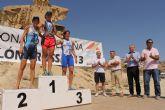 Rub�n Ruzafa y Claudia Galicia se imponen en el Campeonato de España de Triatl�n Cross
