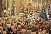 Molina de Segura celebra el día de su patrona, la Virgen de la Consolación
