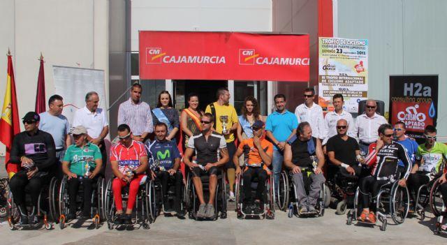 Puerto Lumbreras acogerá el próximo domingo el IV Trofeo Internacional de Ciclismo Adaptado en las modalidades triciclos y handbike - 1, Foto 1