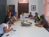 Nueva reunión con los reprensentantes del sector turístico