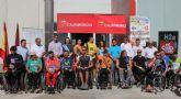Puerto Lumbreras acogerá el próximo domingo el IV Trofeo Internacional de Ciclismo Adaptado en las modalidades triciclos y handbike