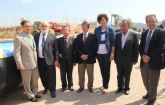 Comienzan las obras de las nuevas infraestructuras de regadío para la distribución de agua hasta Puerto Lumbreras y Lorca