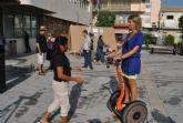 Transporte público, caminar o montar en bici, tres alternativas frente al uso de vehículo privado