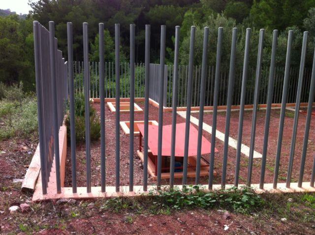 Se adjudica el servicio de explotación de la estación depuradora de aguas residuales (EDAR) del paraje de La Santa, Foto 1