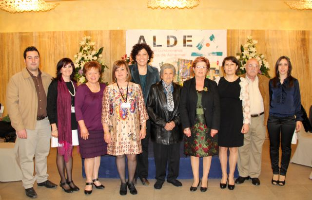 La Asociación ALDEA organiza un programa de actividades para conmemorar el Día Mundial del Alzheimer - 1, Foto 1