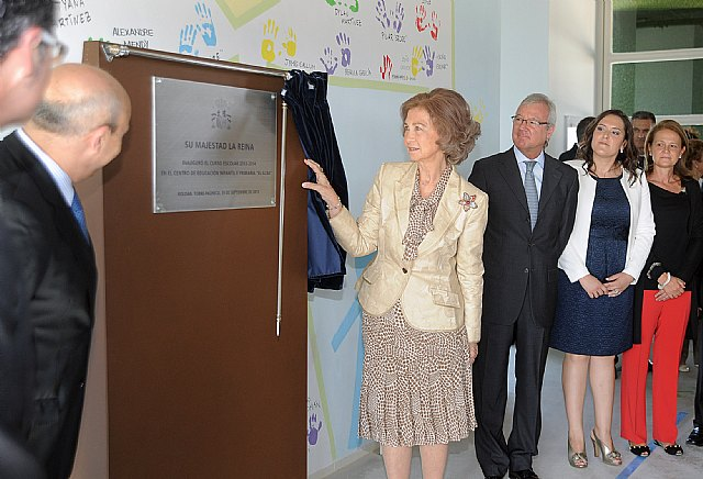 Valcárcel insta a la comunidad educativa a fomentar un ambiente de respeto y convivencia - 1, Foto 1