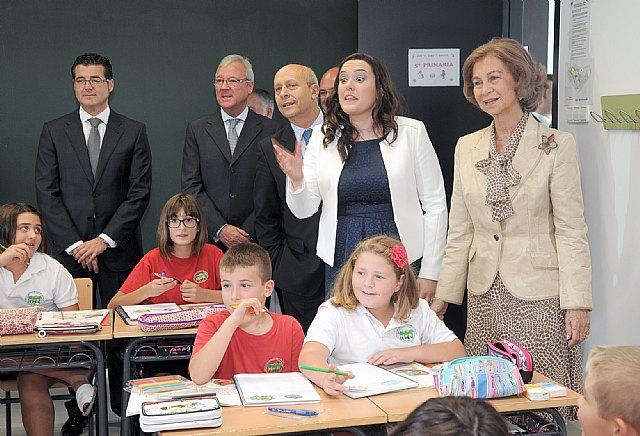 Valcárcel insta a la comunidad educativa a fomentar un ambiente de respeto y convivencia - 3, Foto 3